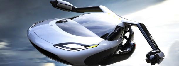 El proyecto de coche autónomo volador ya tiene fecha: 2025