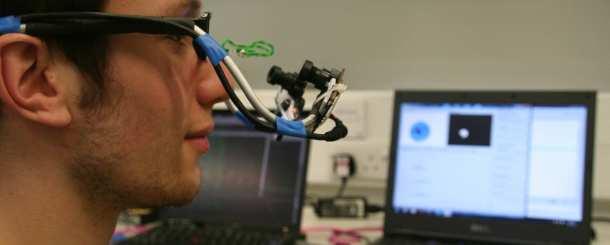 seguimiento ocular 3D