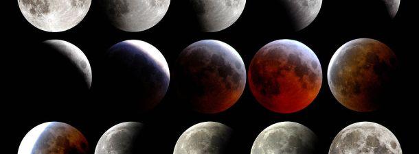 10 curiosidades sobre el eclipse de Luna de este domingo