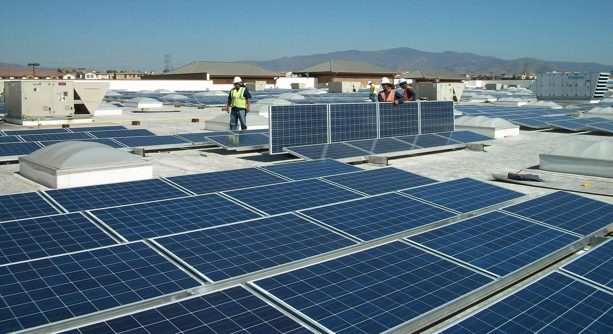 Minas inesperadas para la energía solar