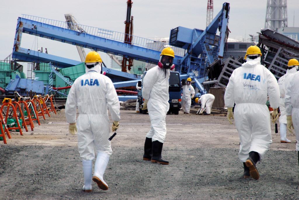 El óxido de grafeno, la solución española contra la radioactividad en Fukushima