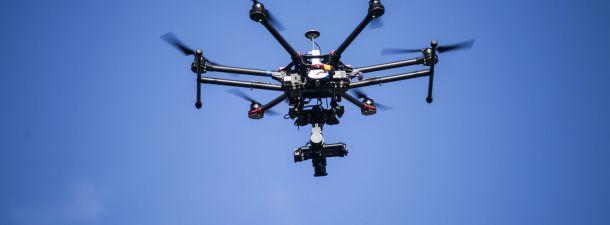 Formas increíbles en las que drones están siendo usados en el mundo