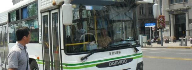 Este autobús autónomo ya se pasea por China