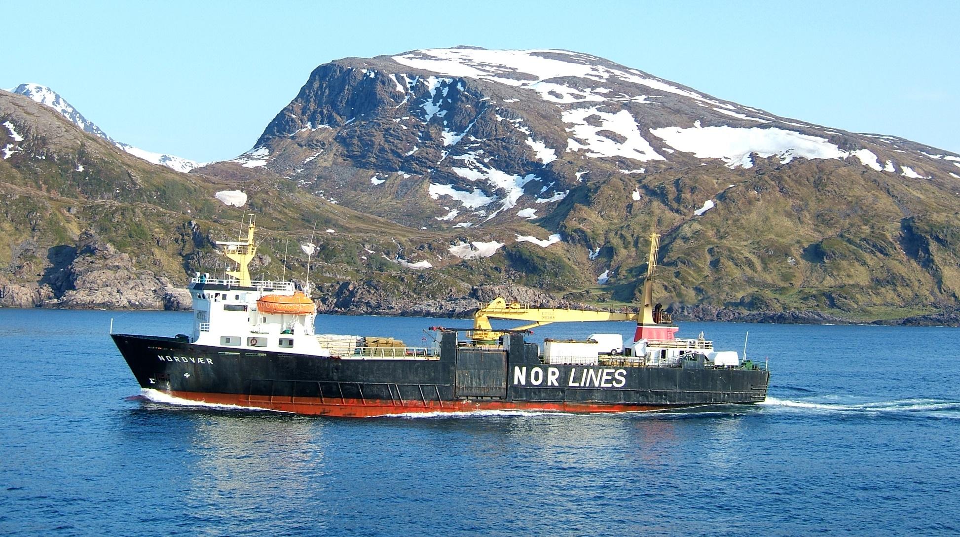 Noruega se lanza a fabricar barcos híbridos