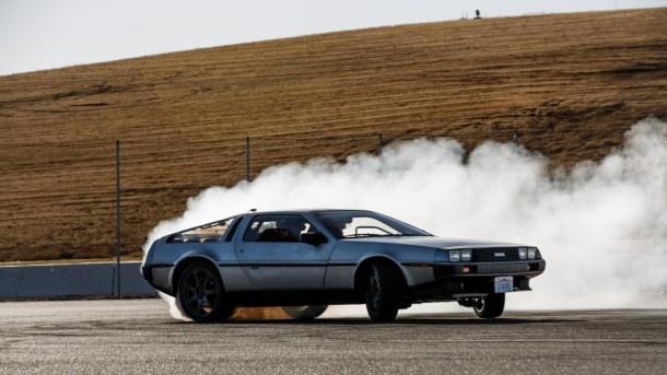 DeLorean autónomo