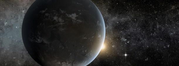 """""""El mundo anillo"""", un viaje hacia los exoplanetas"""