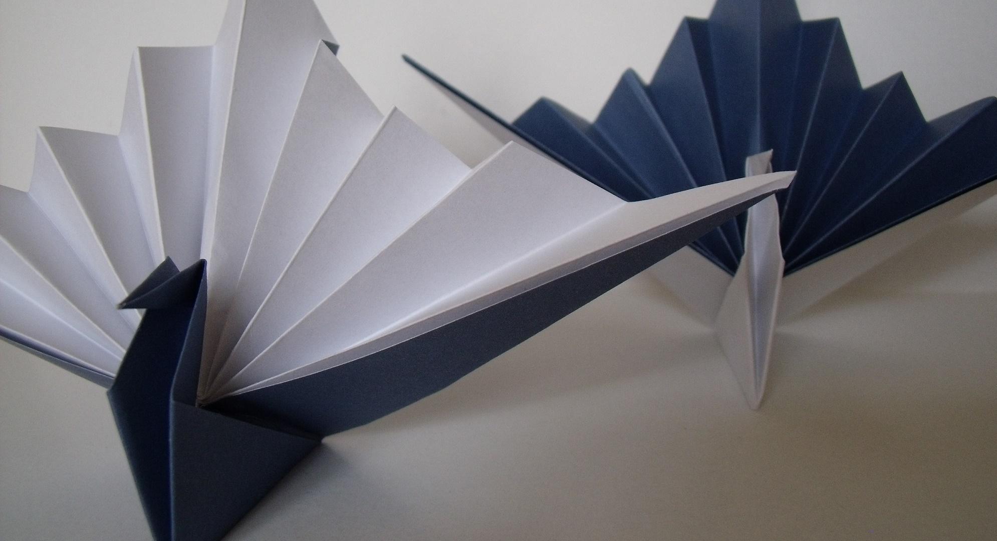 Kamigami: pequeños robots inspirados en origami