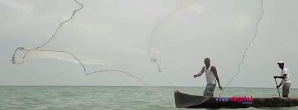 Los pescadores de Colombia caen en las redes de la tecnología