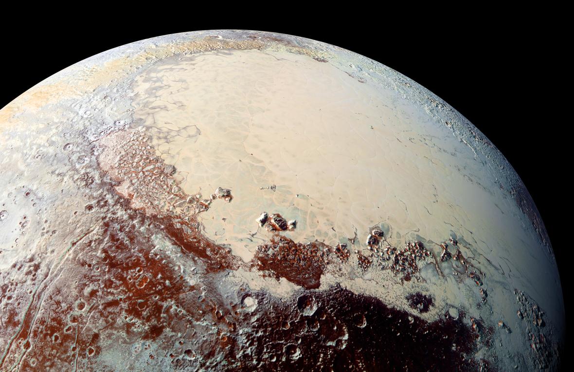 Qué sabemos hasta ahora de Plutón gracias a la misión New Horizons