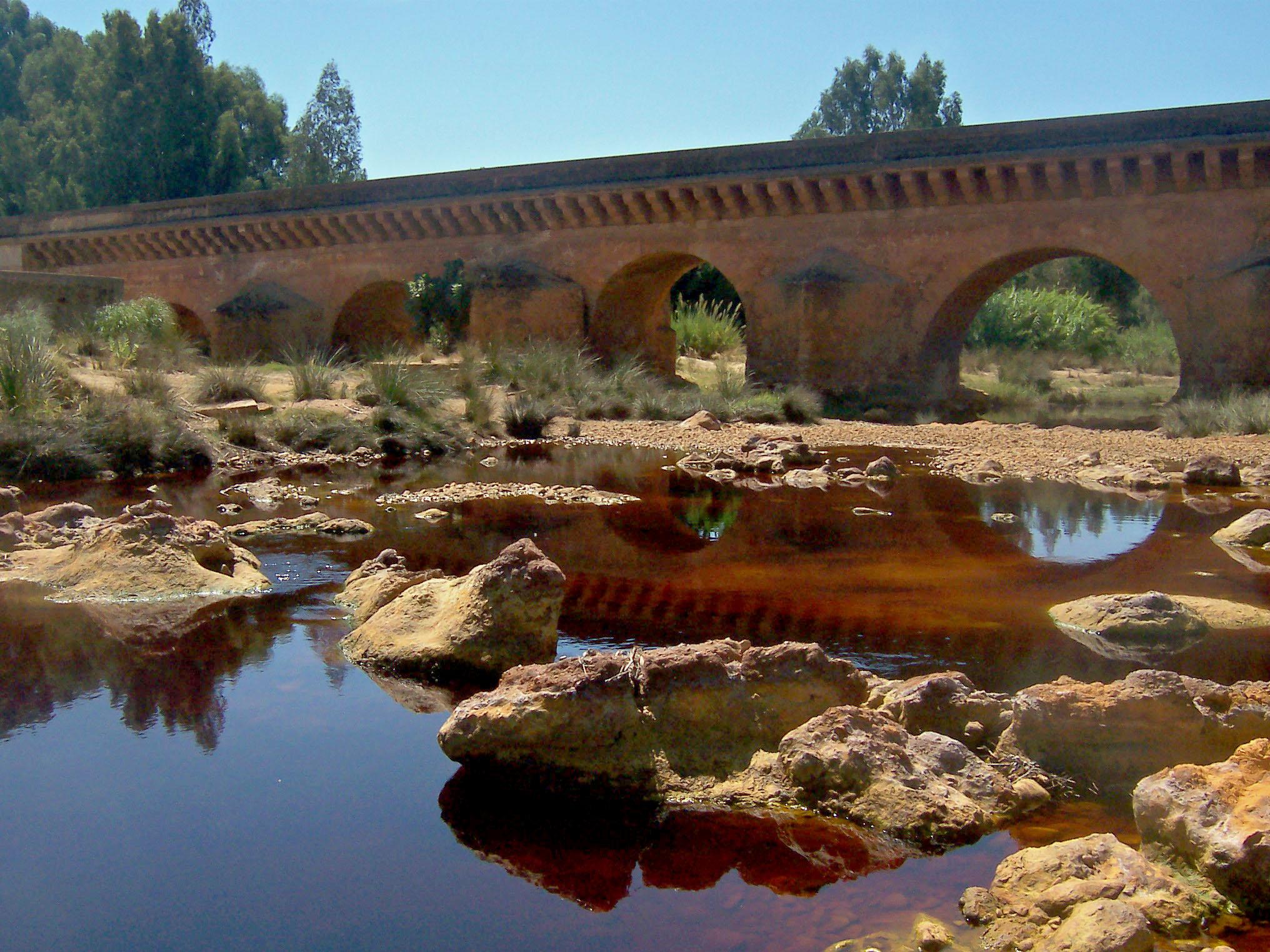 Los yacimientos ocultos del río Tinto, desvelados gracias a la tecnología 3D