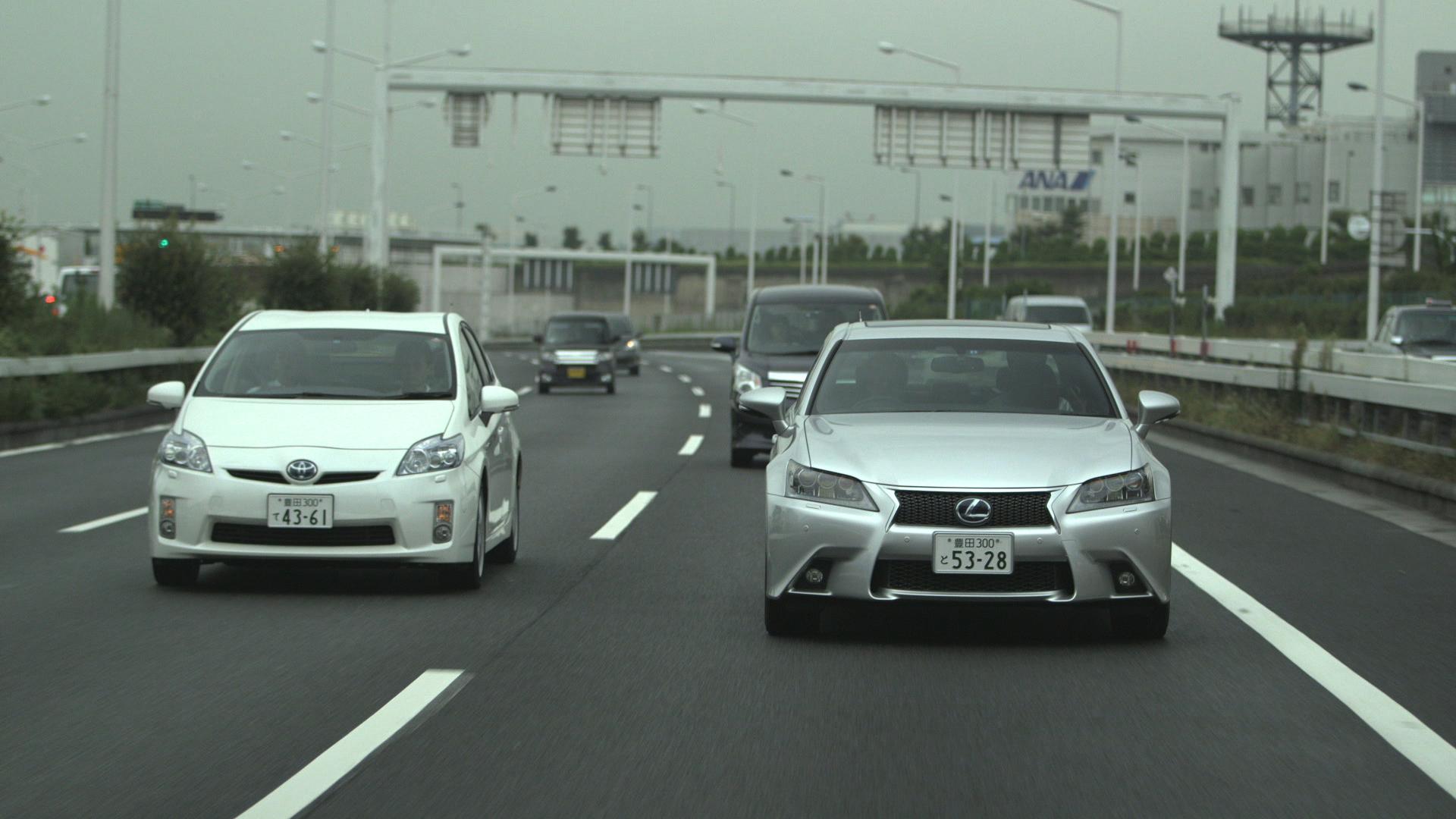 Toyota prueba un coche autónomo en las calles de Tokio