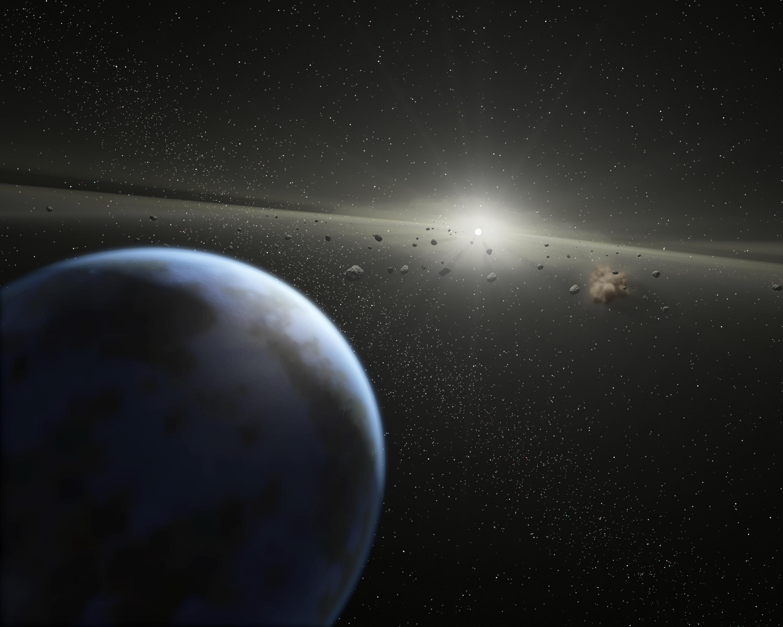 Nanosatélites españoles para desviar asteroides