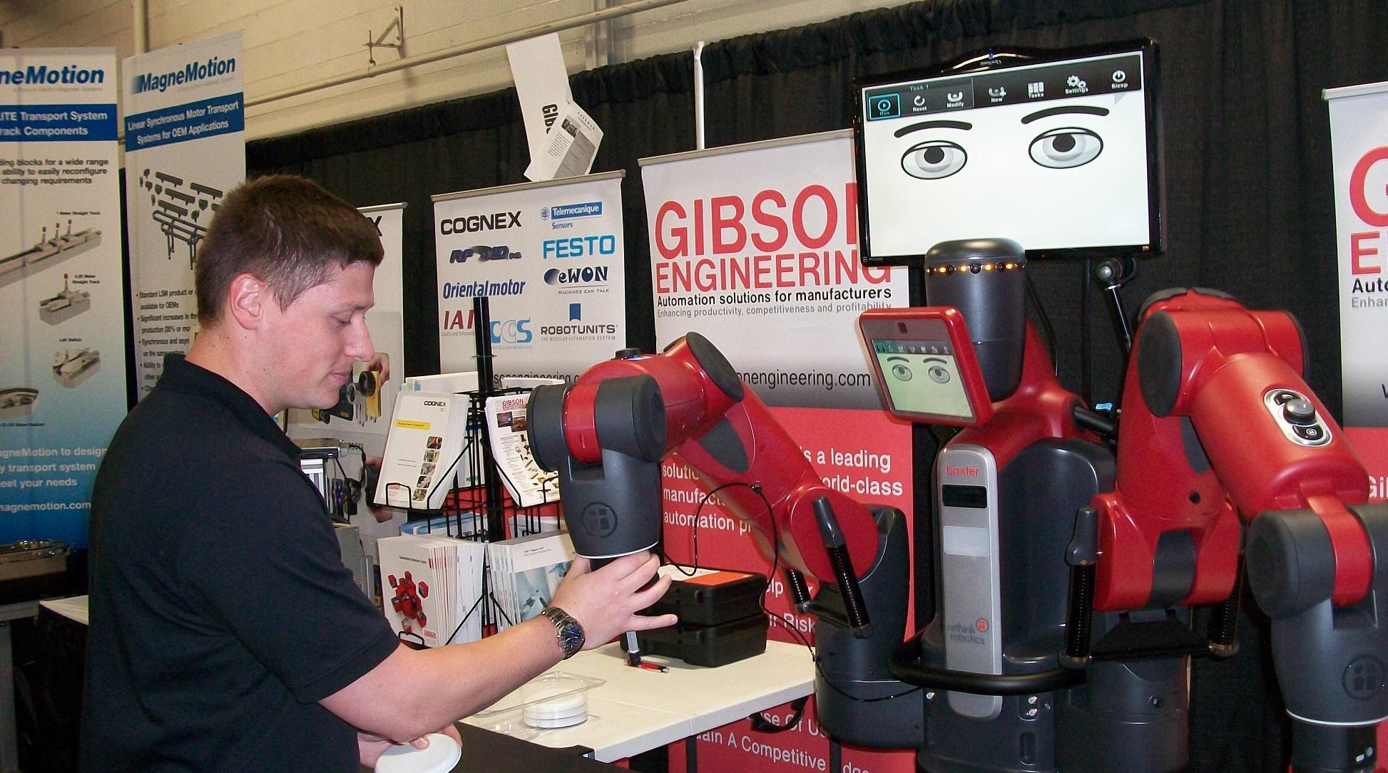 Robots que son capaces de enseñar a otros