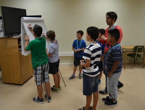 Networking - Talentum Schools - CAMP 2015