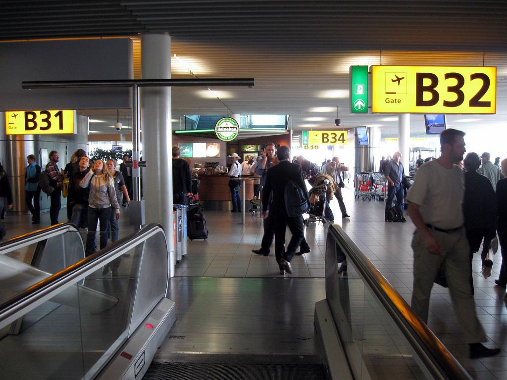 Cómo ahorrar tiempo en el aeropuerto este verano