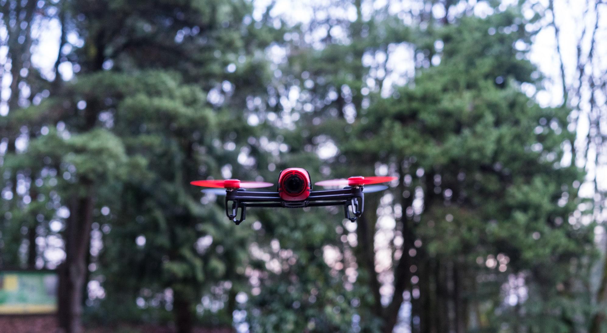 Algunos usos espectaculares de los drones