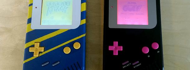 El último artesano de la Game Boy: una oda al píxel gordo en pleno 2015