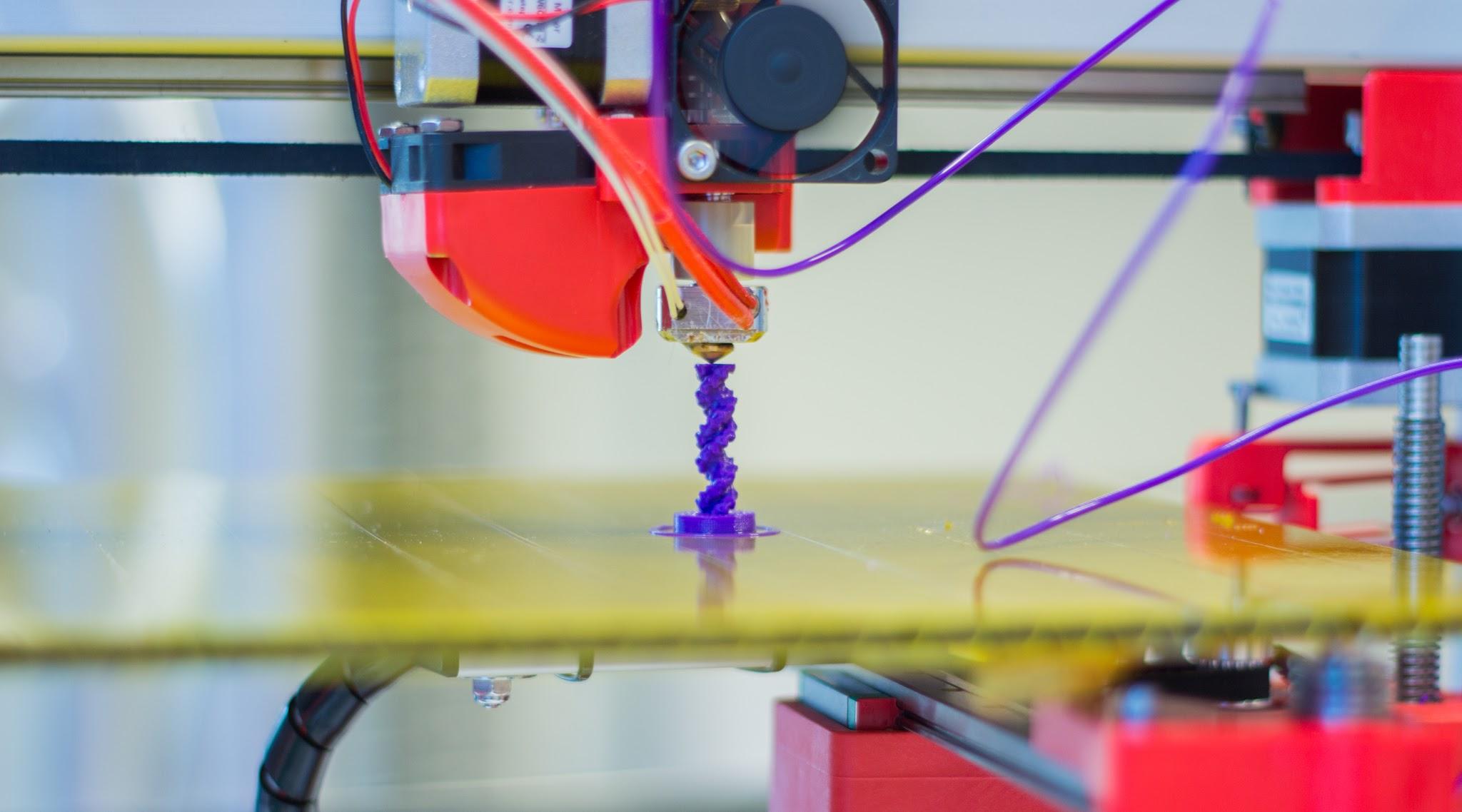 La impresión 3D supera un nuevo reto: logra fabricar células madre