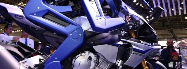 Yamaha crea un robot que quiere competir, y ganar, en MotoGP