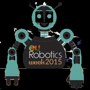 poster semana europea de la robótica 2015