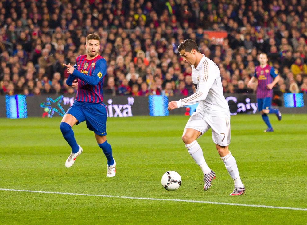 Cómo ver el Real Madrid – FC Barcelona con la mejor resolución 4K