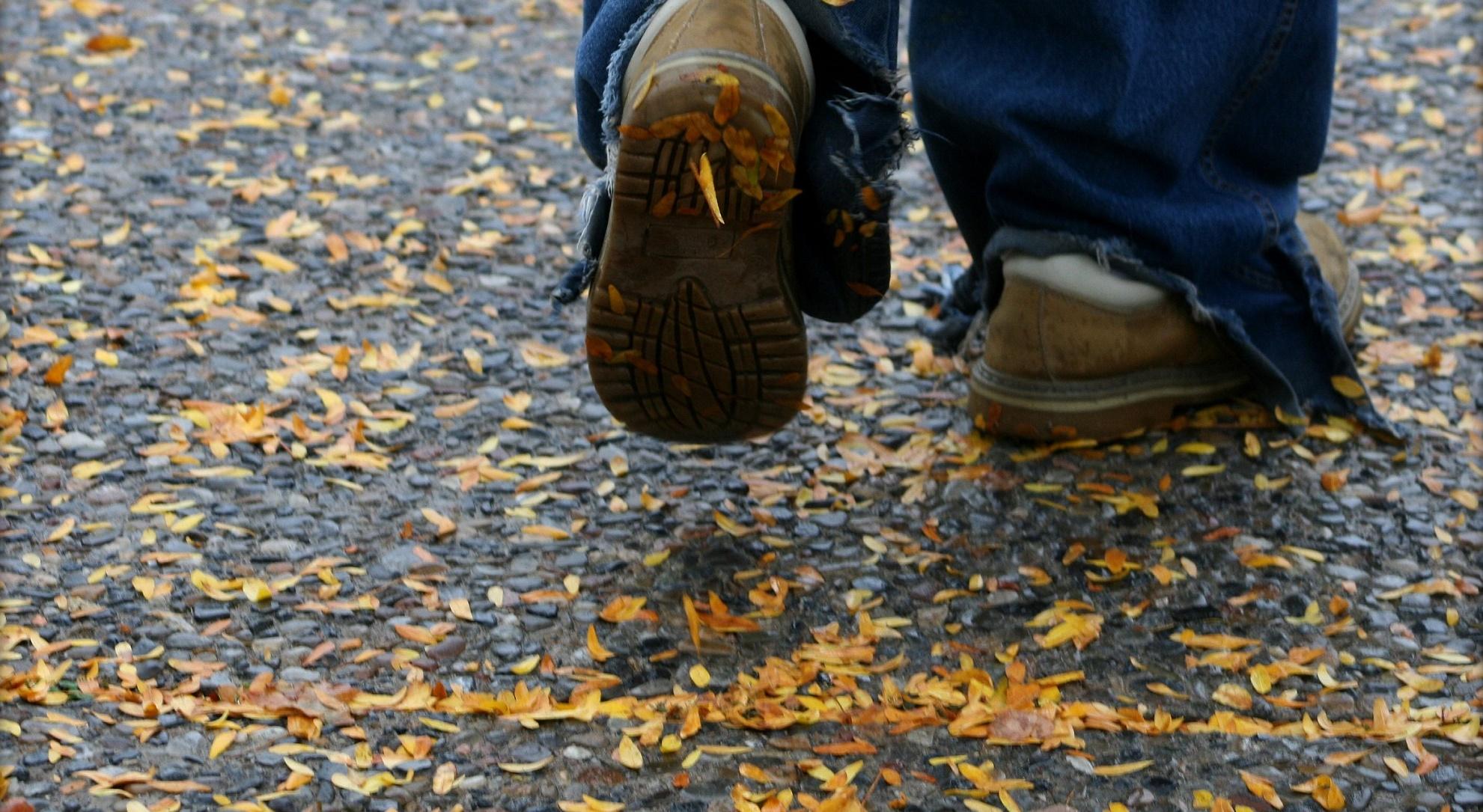 Zapatos con GPS para localizar a personas con demencia