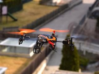 drones comerciales