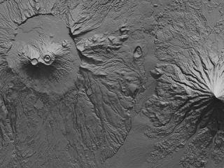 topografía 3D mundial