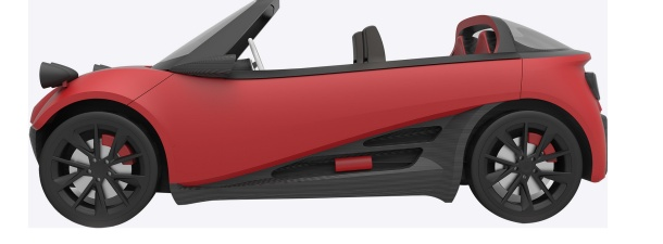 El mundo de los coches impresos en 3D existe