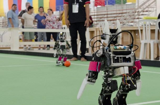 revolución robótica