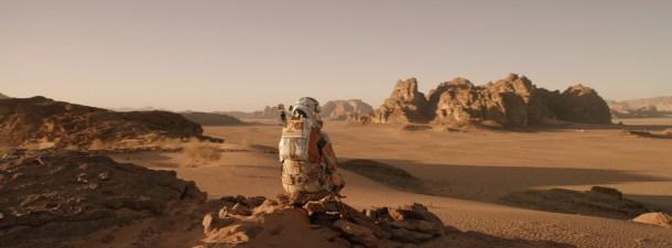 El sueño de Mark Watney en The Martian se hará realidad en Perú