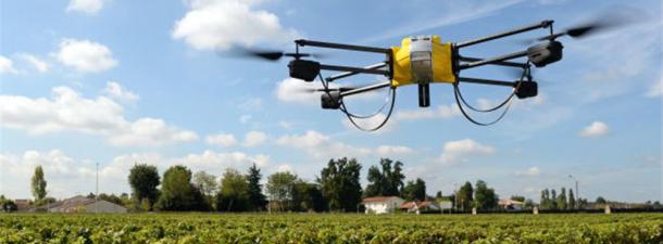 La legislación española sobre el vuelo de drones sigue en el aire