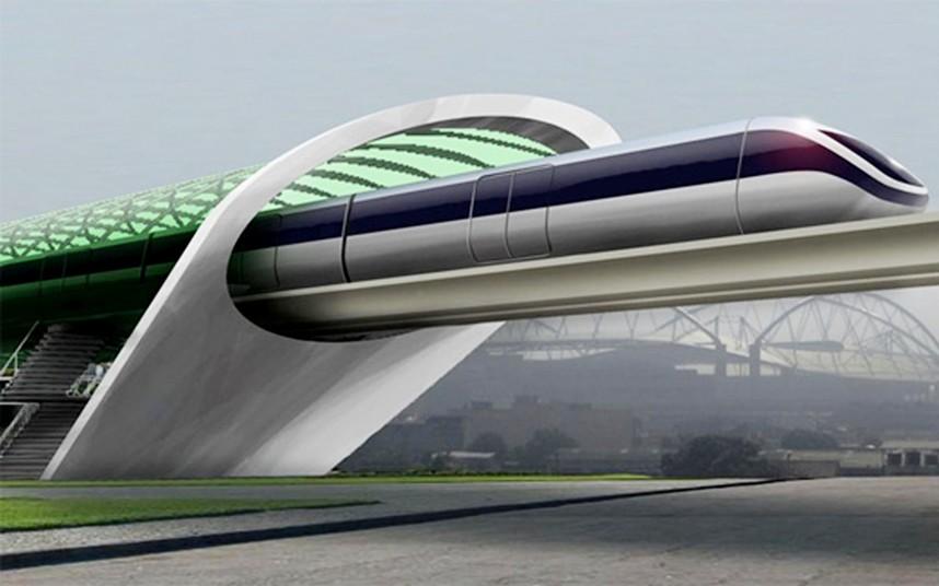 Comienza la fabricación de la primera cápsula de Hyperloop