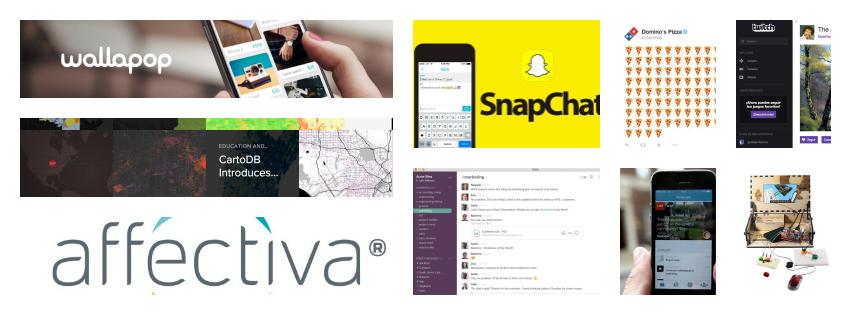 Los proyectos tecnológicos más creativos en 2015