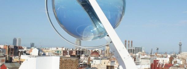Rawlemon, la esfera solar que mejora en un 70% la eficiencia de los paneles fotovoltaicos