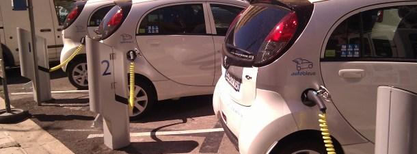 Las mejoras en la carga rápida de los coches eléctricos