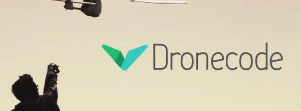 El código abierto para los drones