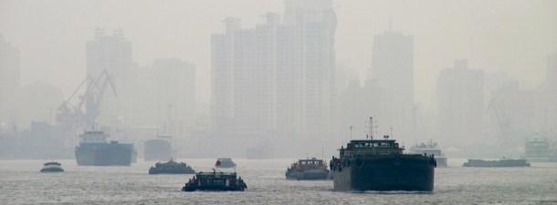 China planea utilizar cañones de niebla para minimizar los efectos nocivos de la contaminación