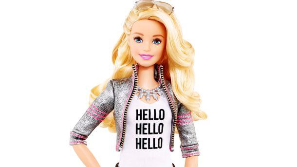 hello barbie reconocimiento de voz