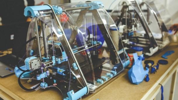 Imprimir en 3D cerámica