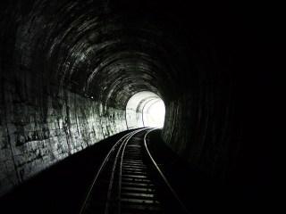 túnel ferroviario submarino