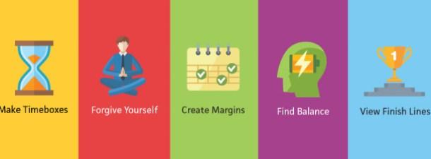 Cinco hábitos curiosos de las personas altamente productivas