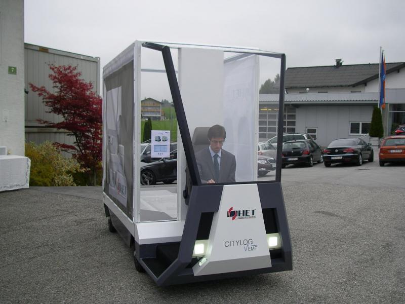 Pilas de combustible y vagones modulares se unen en el transporte del futuro