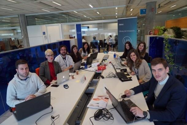 Lab Marketing de Contenidos de Telefónica