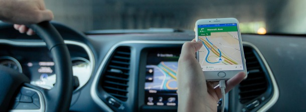 El GPS que hará posible el coche autónomo: precisión de 1 centímetro