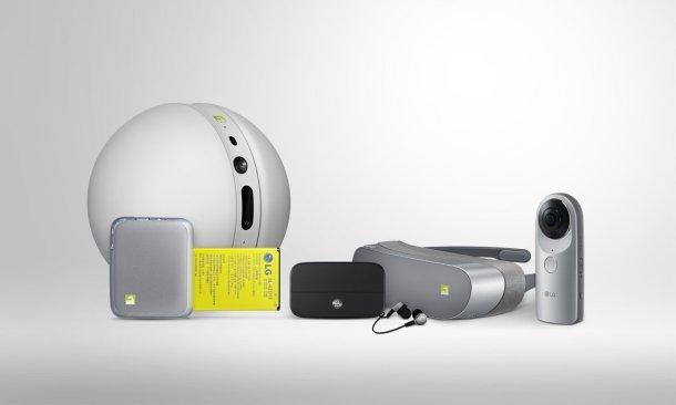 Los añadidos del LG G5