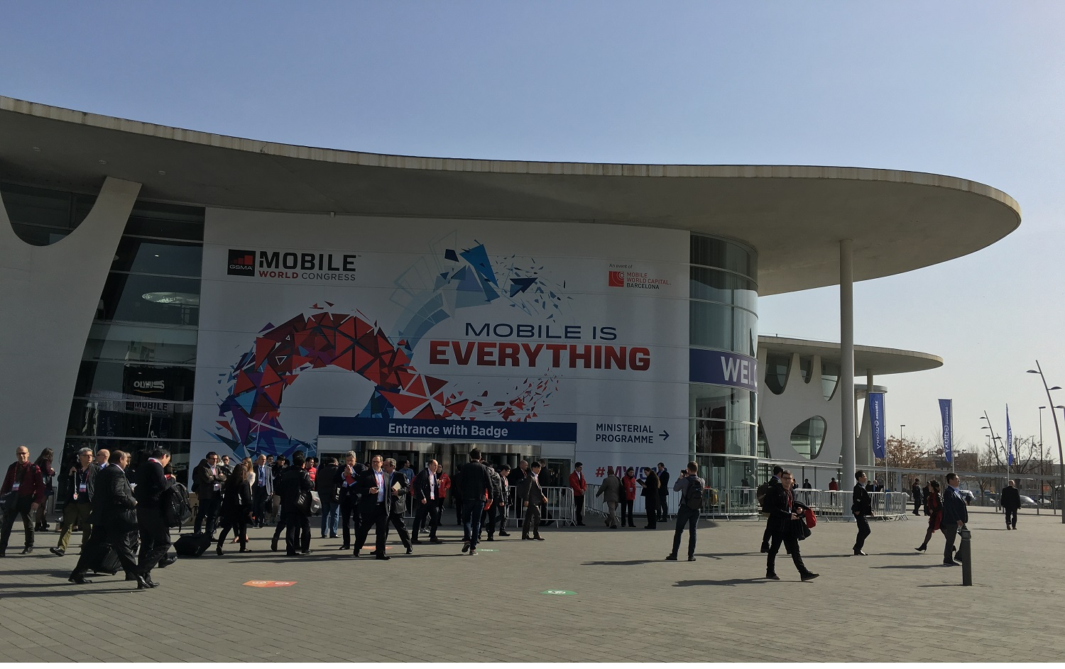Tendencias y smartphones que veremos en Mobile World Congress 2018