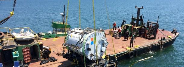 Microsoft prueba el primer centro de datos subacuático