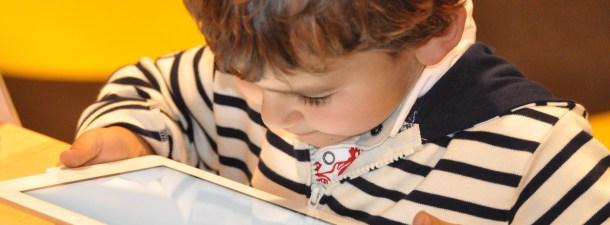 La mejor forma para que un niño aprenda sigue siendo el juego