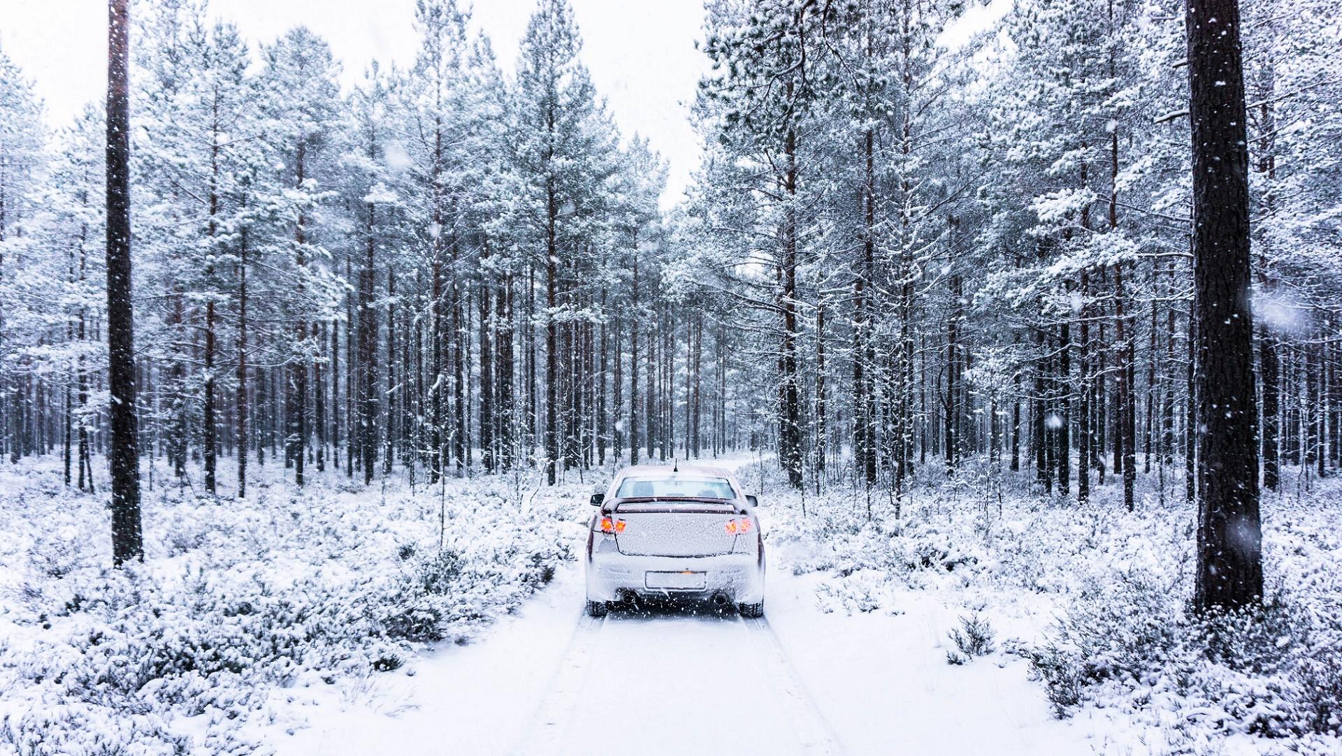 Cómo impedir que un coche autónomo quede aturdido por una nevada